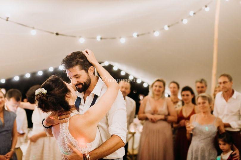Soirée mariés