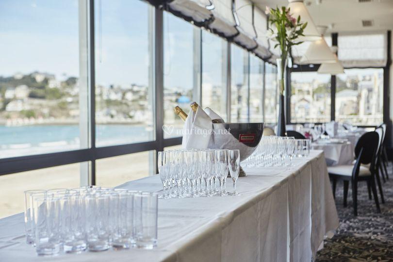 Cocktail front de mer