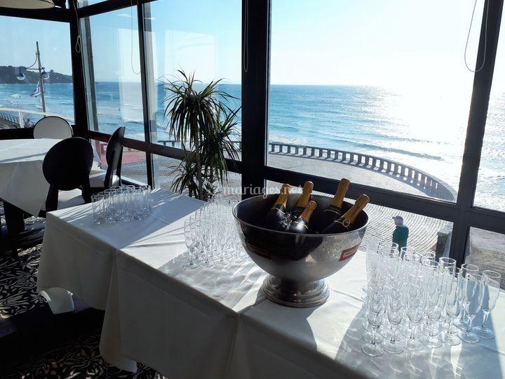 Cocktail - Restaurant Rotonde