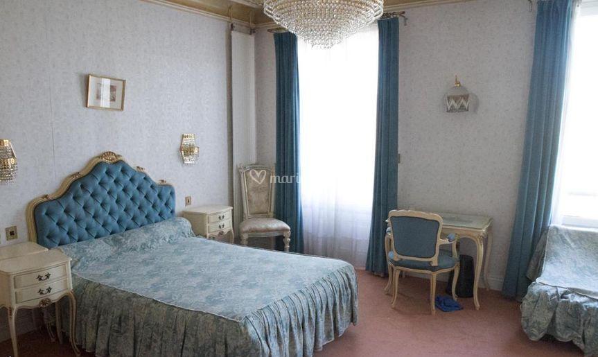 La chambre romantique