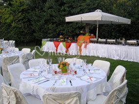 Jardin diner