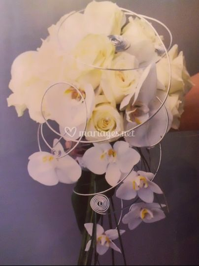 Bouquet Semi-Retombant
