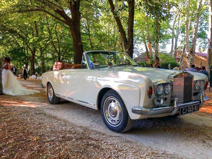 Rolls Royce Coriche 1970