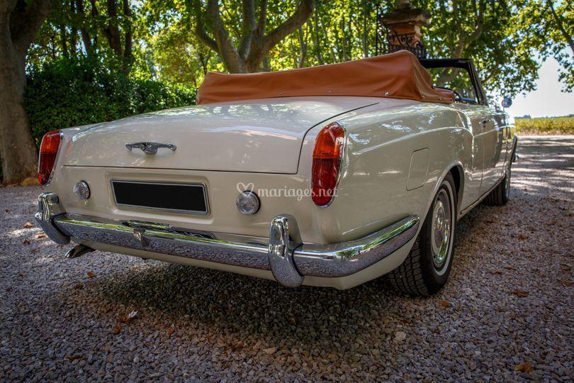 Rolls royce corniche 1970