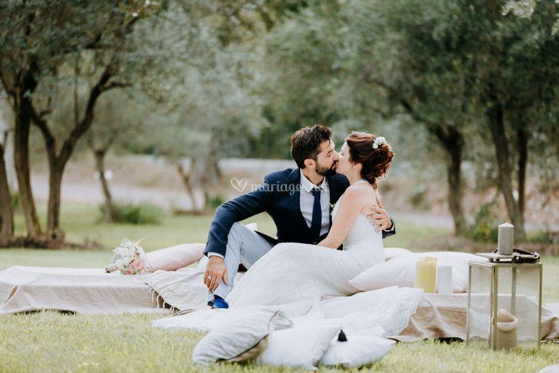 Les mariés - A&A