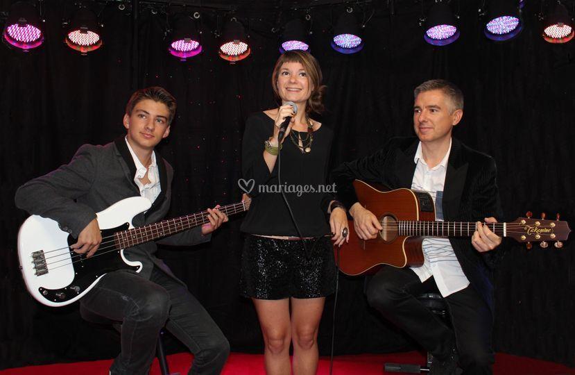 Trio Clélia