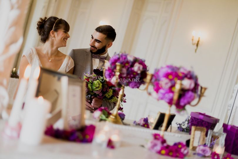 Les Mariages by Virginie