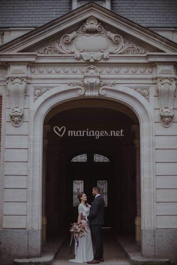 Mariage éclectique