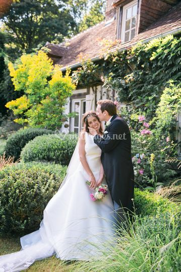 Mariage Marguerite et William
