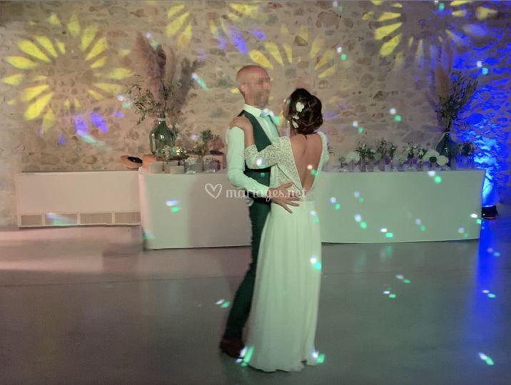 Danse mariés 1