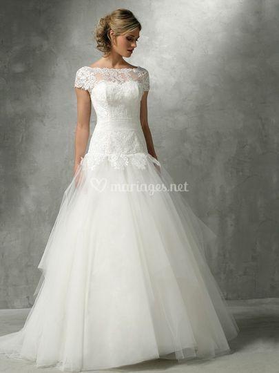 Magnifique robe d'occasion