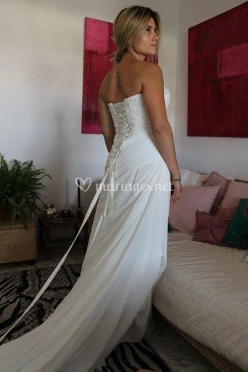 Tres belle robe pronovias