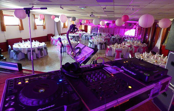 Formule orchestre et DJ