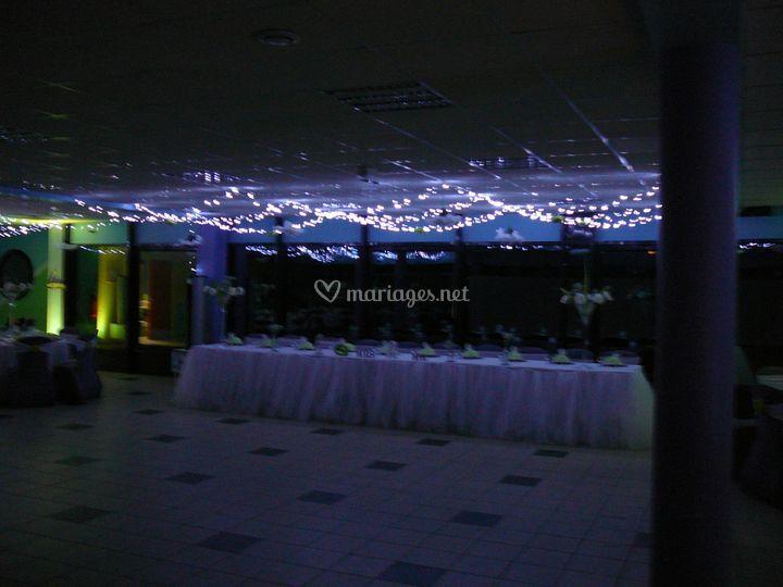 Plafond lumineux