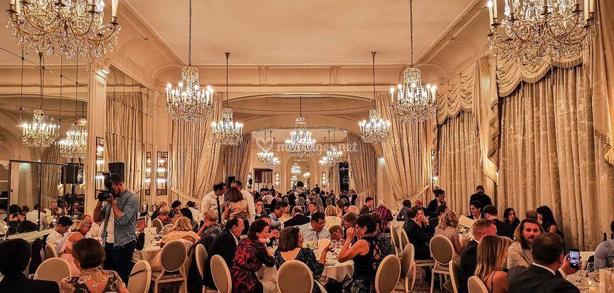 PréCatelan Diner Salon Honneur