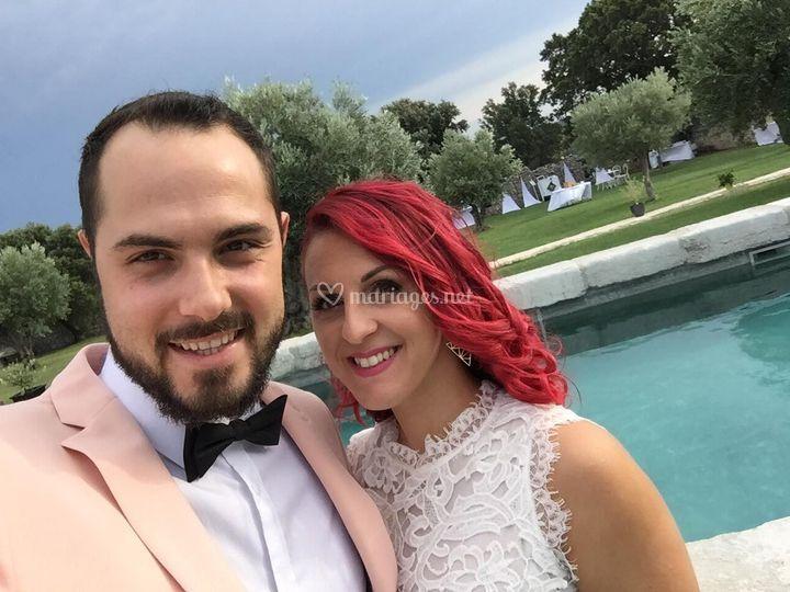 Mariage Nicolas et Charlotte