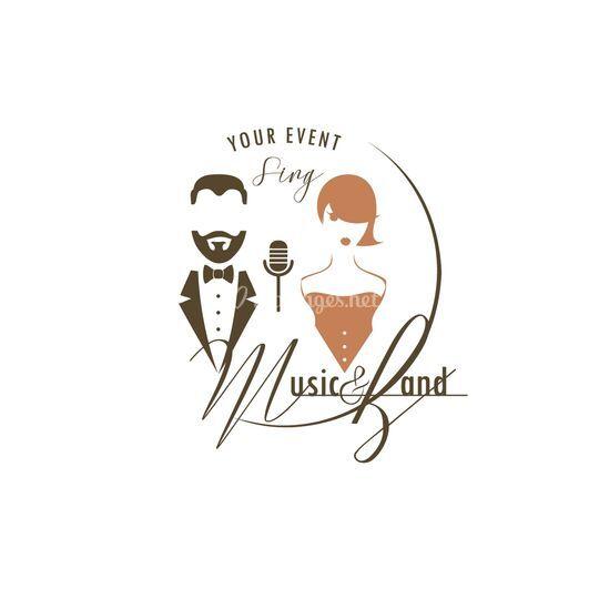 Logo Music and Band