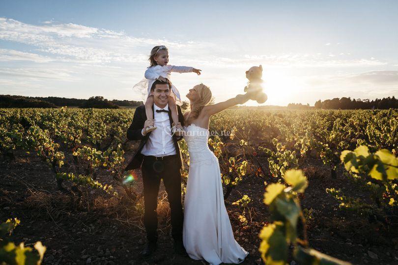 Photographe mariage Aix