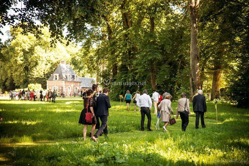 Entre Chapelle & Orangerie