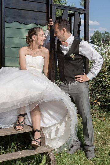 Mariage de Noèlie et Thomas