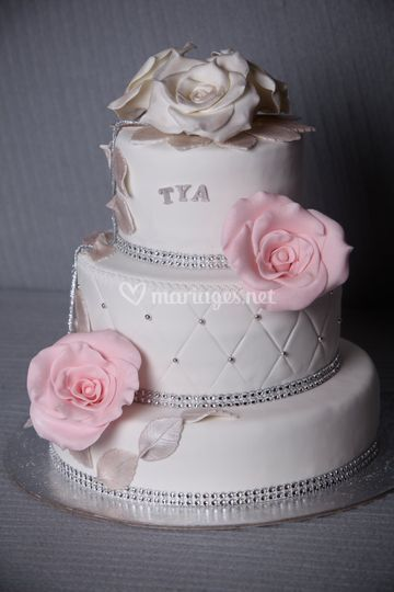 Wedding cake doux