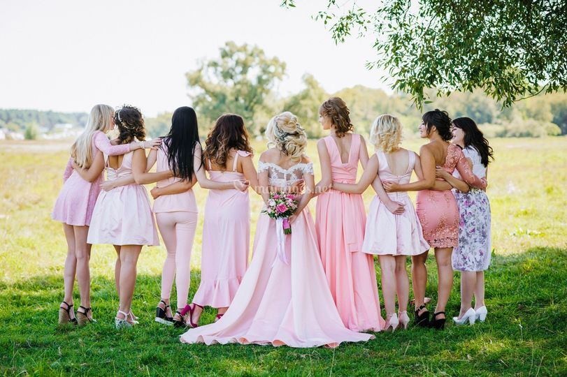Cortège de la mariée