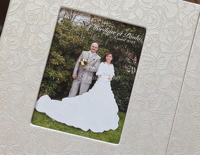 Photosynchro album mariage