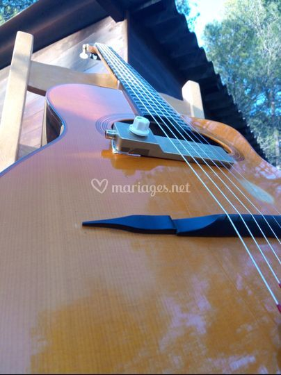 Guitare Guillaume