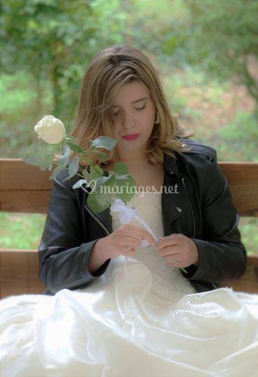 Shooting mariage justine