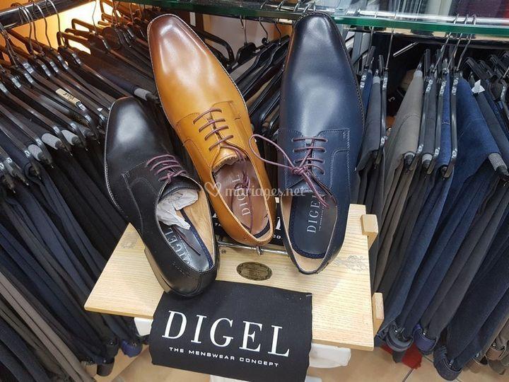 Chaussures Digel confort