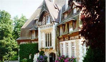 Manoir d'Aulnay 1