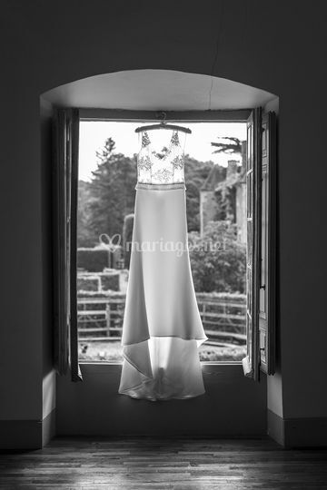 Robe de Mariée de Créatrice