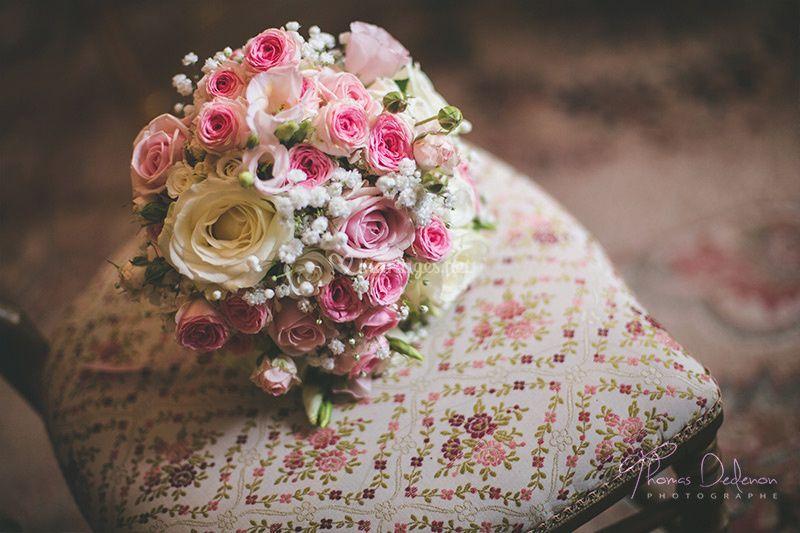 Bouque de la mariée