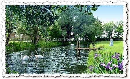 L'étang, source Beauregard