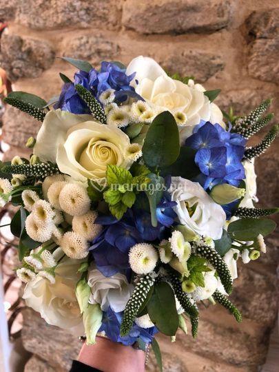 Bouquet de mariée muzillac
