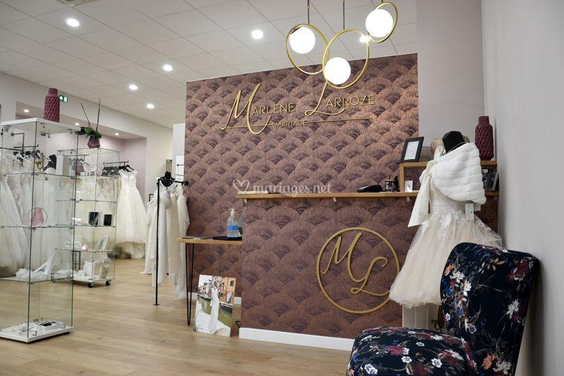 Boutique Marlène Larroze