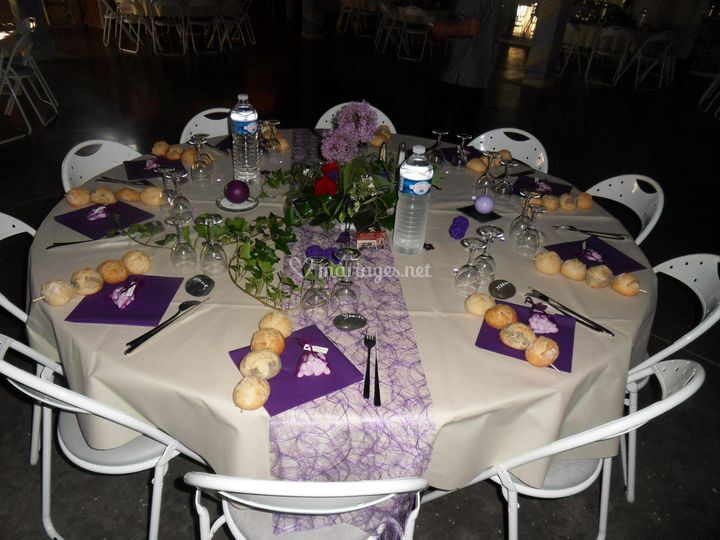 Tables à vos couleurs
