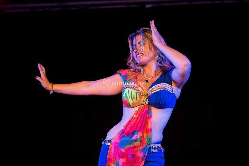 Marion - Danseuse orientale