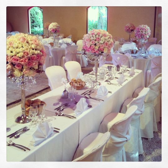 dcoration mariage sur royal gourmet - Salle De Mariage Gardanne