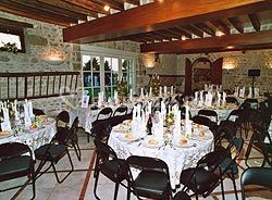 Tables de banquet