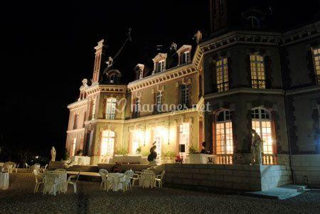 Château des Boulard de nuit