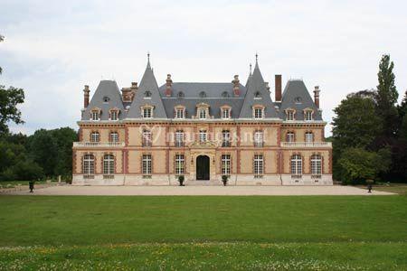 Château des Boulard face