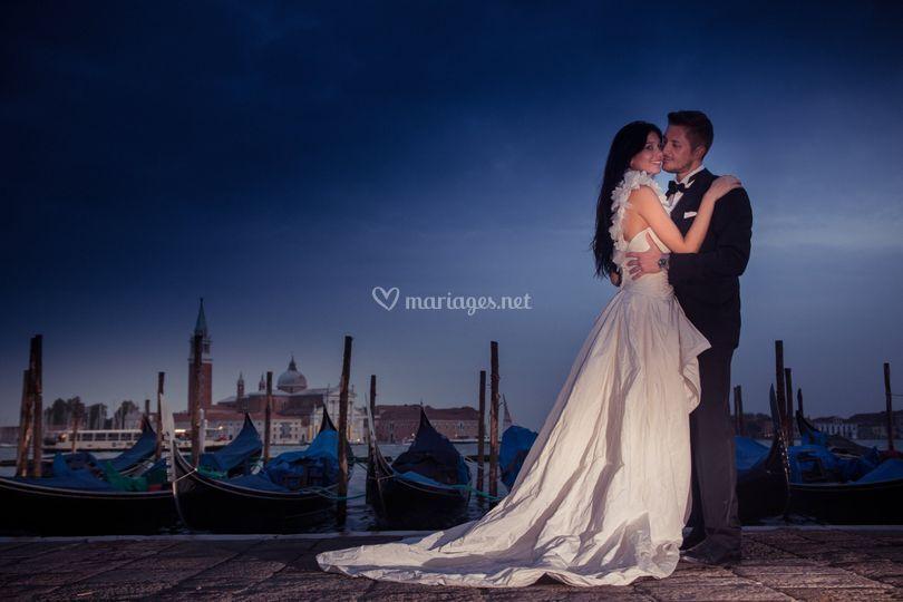 Portrait à Venise