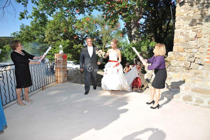 Lieux mariage Alès-Gard