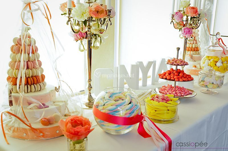 Candy bar nantes - cassiopée