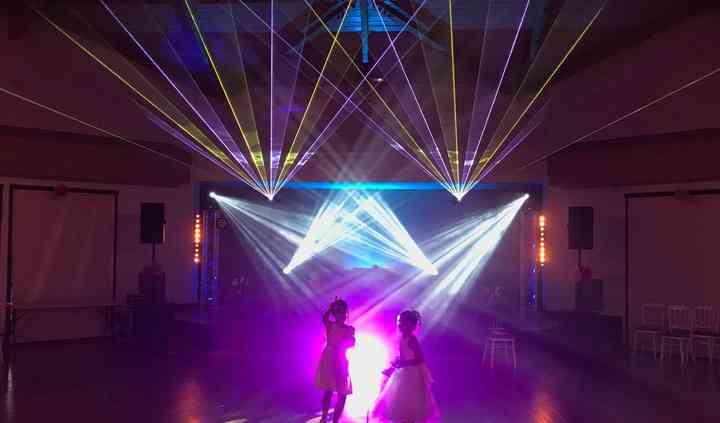 Eclairage / laser