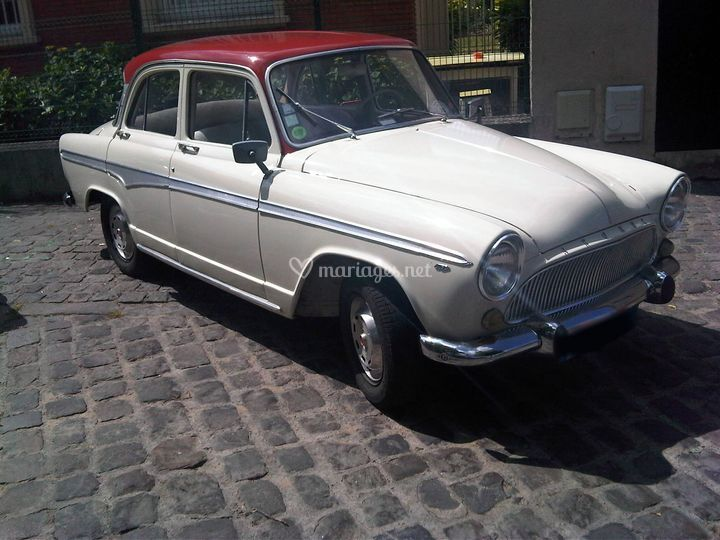 Location Simca Aronde