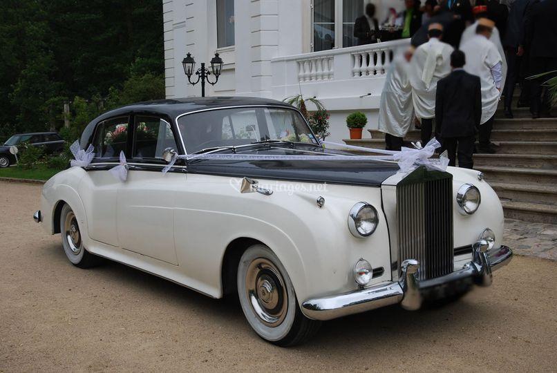 location rolls royce sur location rtro mariage - Location Rolls Royce Mariage