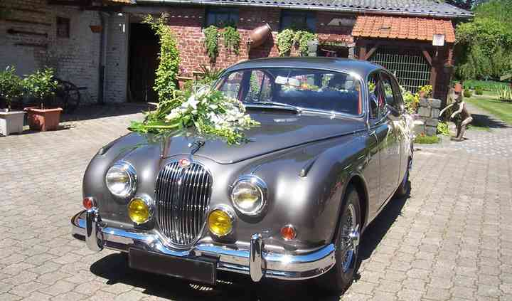 Location Jaguar MK 2