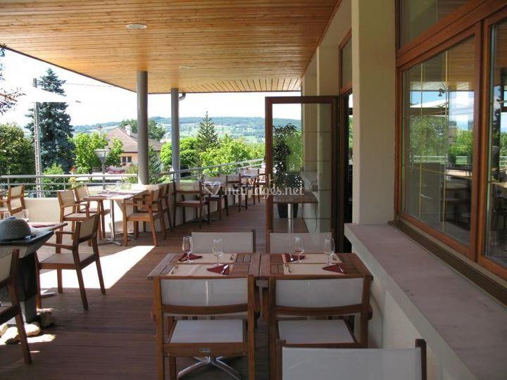 Restaurant Les Terrasses